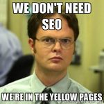 yellow pages seo