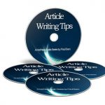 Article Writing Workshop