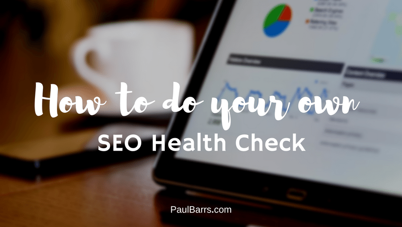 your-own-seo-health-check
