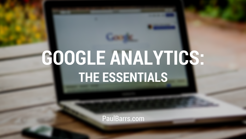 google-analytics-the-essentials