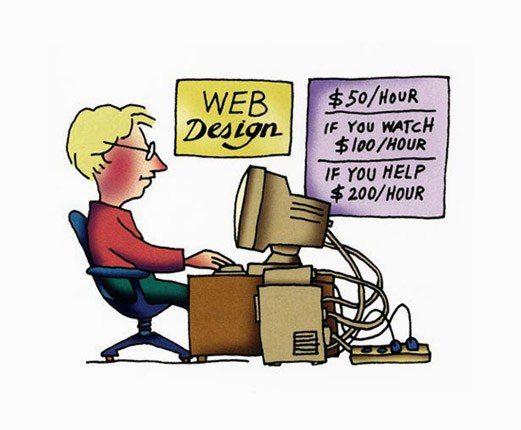 web design help