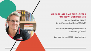 Create and Amazing Offer